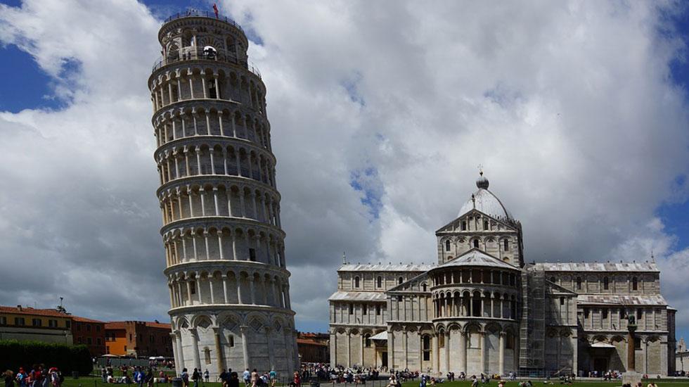 Tháp Nghiêng Pisa - Tour Du Lịch Ý