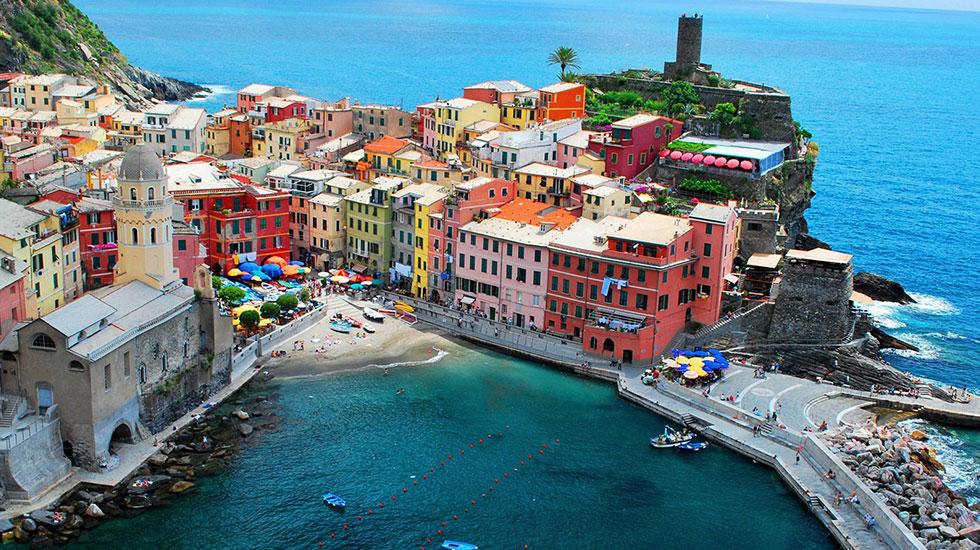 Vernazza - Tour Du Lịch Ý